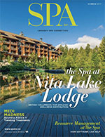 Spa Inc. Summer 2017