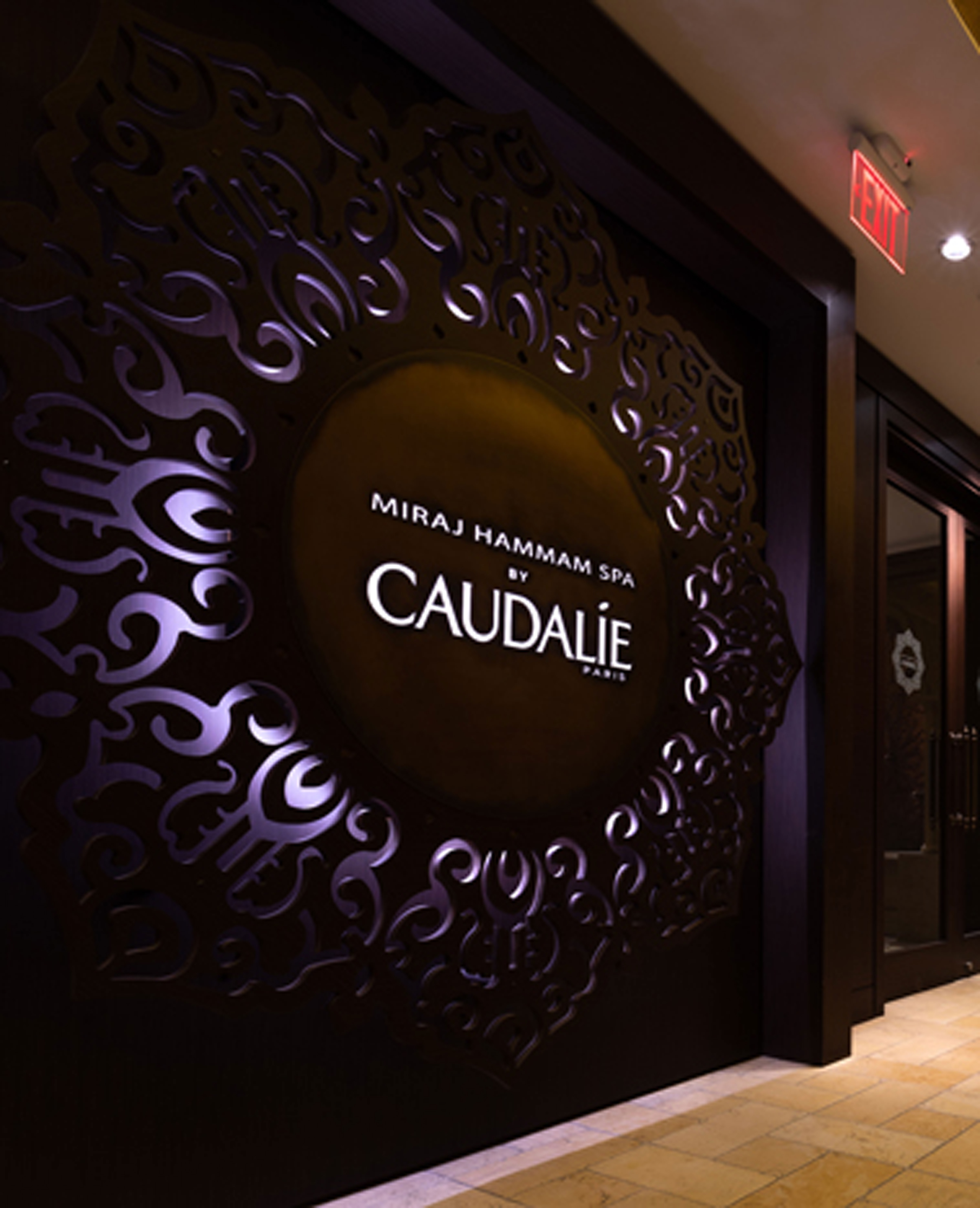 Miraj Hammam Spa by Caudalie Paris