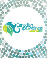 Canadian Spa and Wellness Awards 2015