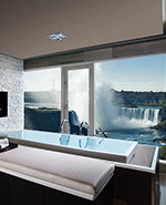 Christienne Fallsview Spa - Room with a view
