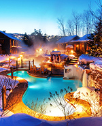 Scandinave Spa Blue Mountain - Sanitas