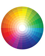 Oncology Esthetic - Colour Wheel