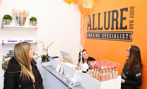 Allure Body Bar Expands