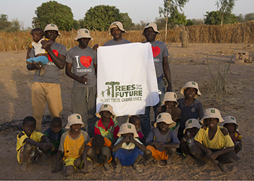 Eminence Plants 5 Million Trees