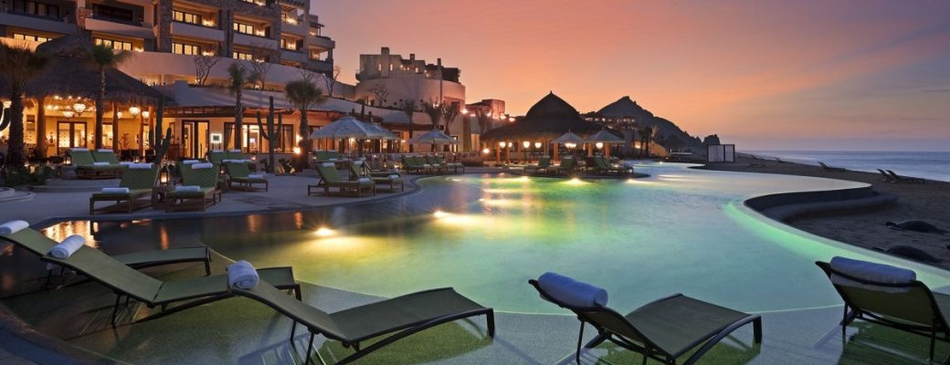 Lush Luxury In Los Cabos