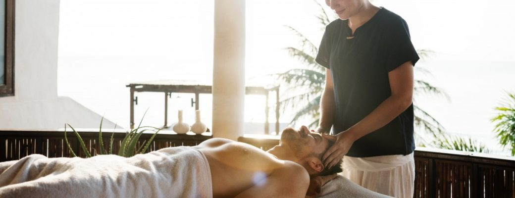 Spa Visits: Getting Guys Through The Doors