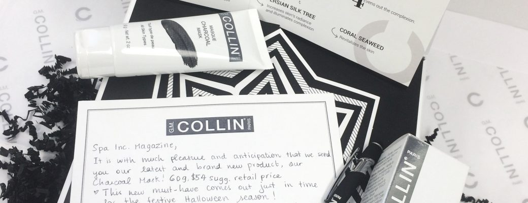 Get The Royal Treatment With G.M. Collin's Charcoal Mask
