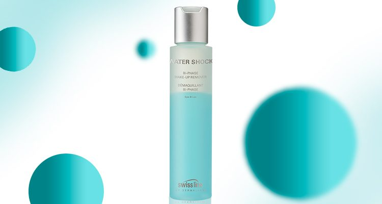 Water Shock Makeup Remover Is A Delightful Botanical Nod To Swiss Perfection