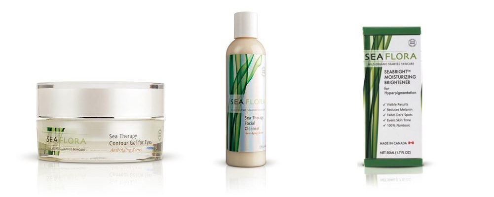 Caring For Your Skin With Nutrients From The Seas
