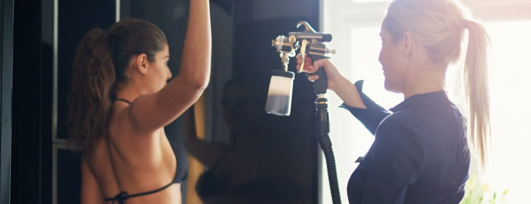 The Ins And Outs Of Airbrush Tanning