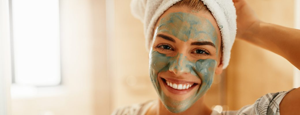 The Science Of The Spa: Masks