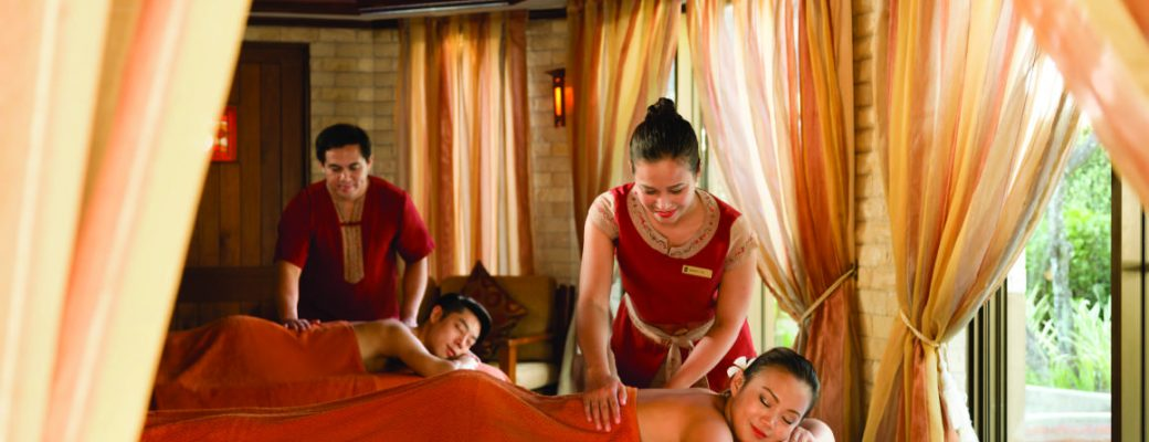 In The Lap Of Luxury: Shangri-La Mactan Resort & Spa