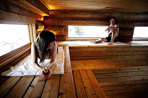 Nature's Bounty – Scandinave Spa Whistler